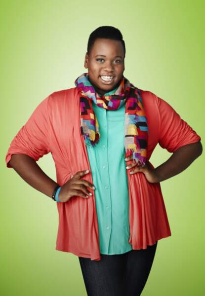 Alex Newell était Unique