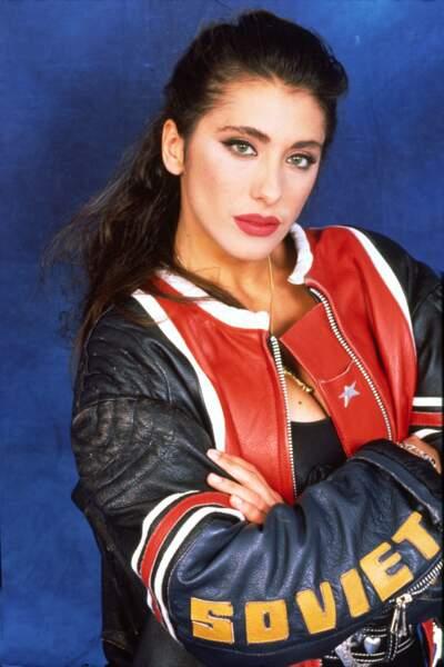 Sabrina en 1991