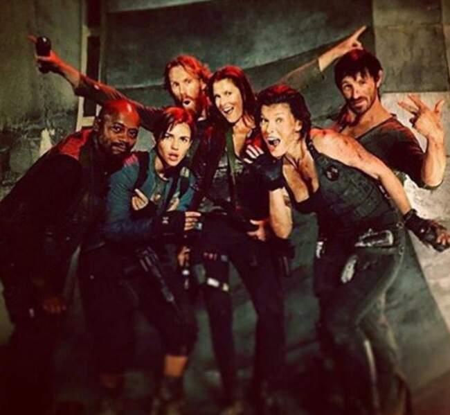 Resident Evil : la comédie musicale ?