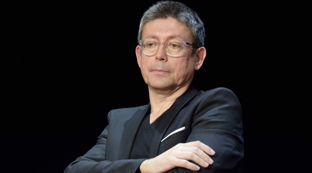 Jacques Sanchez : annoncé cette année, l'homme de télévision n'est venu qu'une petite fois