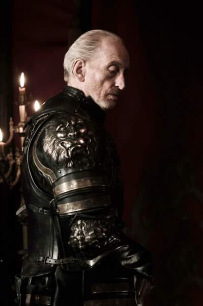 Charles Dance prête ses traits au manipulateur Tywin Lannister