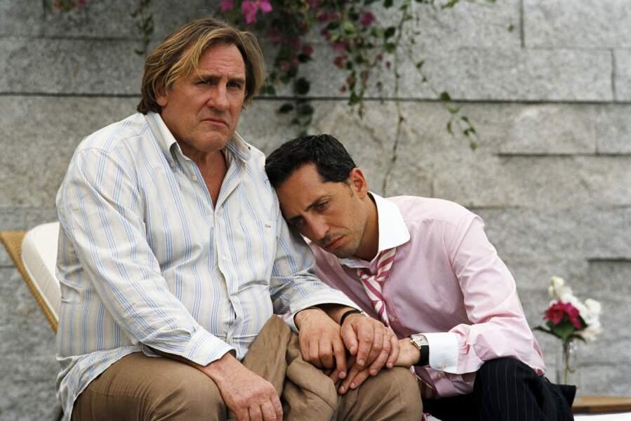 Dans Olé (2005) , au côté de Gad Elmaleh