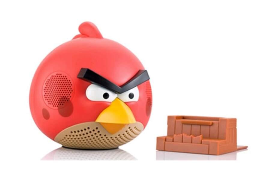 Enceintes Angry Birds