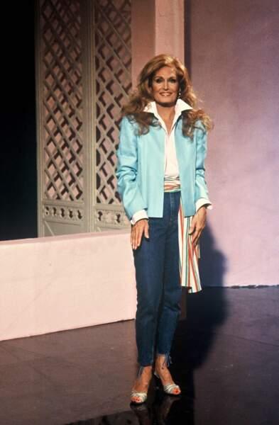 Dalida en 1983 dans l'émission Formule 1 de Maritie et Gilbert Carpentier.