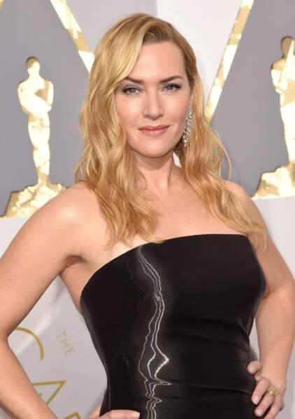 Mais aussi l'actrice Kate Winslet !