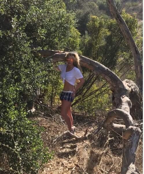 Il y a eu de l'aventure avec Britney Spears