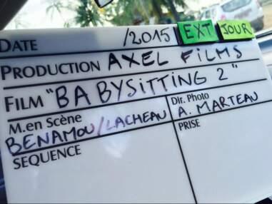 Babysitting 2 : les acteurs s'éclatent sur le tournage !