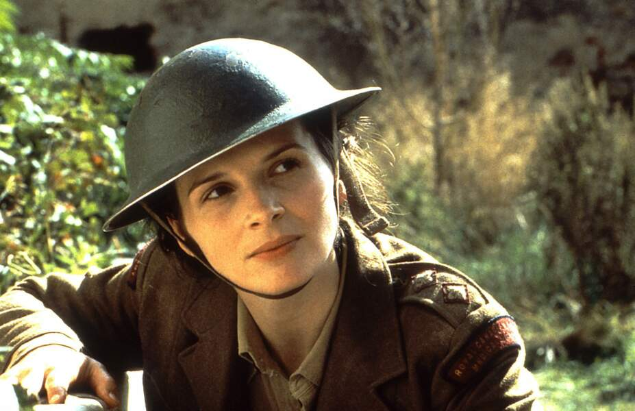 Juliette Binoche dans Le Patient anglais (1996)