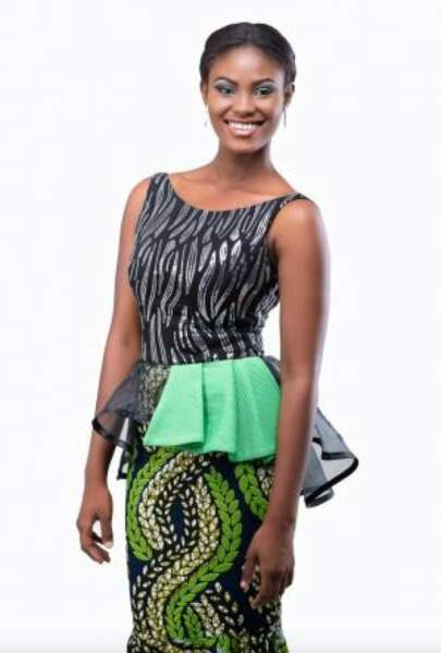 Miss Ghana, Anthoinette Delali KEMAVOR