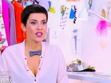Looks à la télé : Manon Marsault (W9) très sexy, Cristina Cordula toujours aussi branchée !
