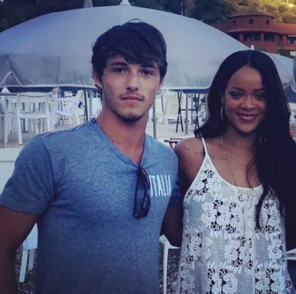 Et ce n'est pas Rihanna qui fera chavirer son coeur !