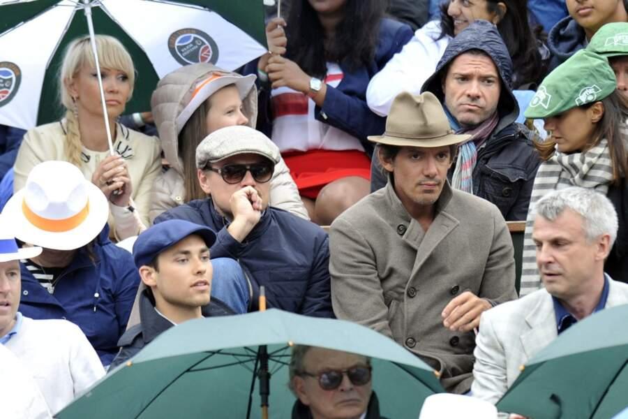 Pas la peine de se cacher Leonardo DiCaprio, on t'a reconnu.
