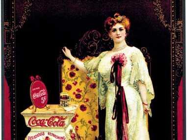 Coca-cola : les plus belles affiches de la marque depuis 125 ans