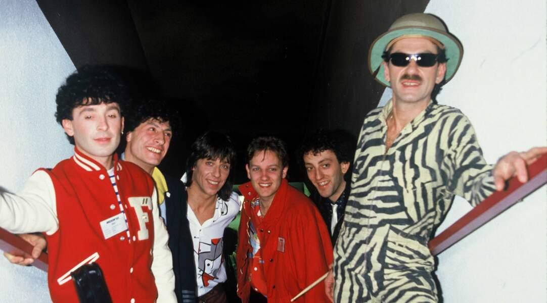 Dans les années 80, Cookie Dingler est un groupe dont le chanteur (le brun au milieu) s'appelle Christian Dingler.