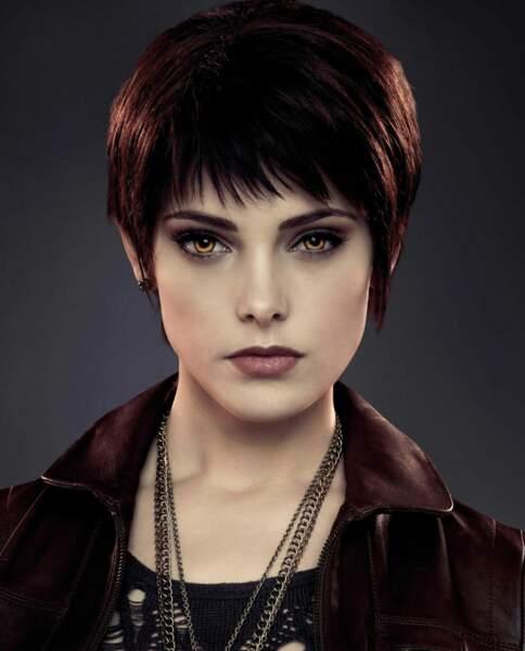 Ashley Greene joue Alice Cullen, la soeur adoptive d'Edward Cullen