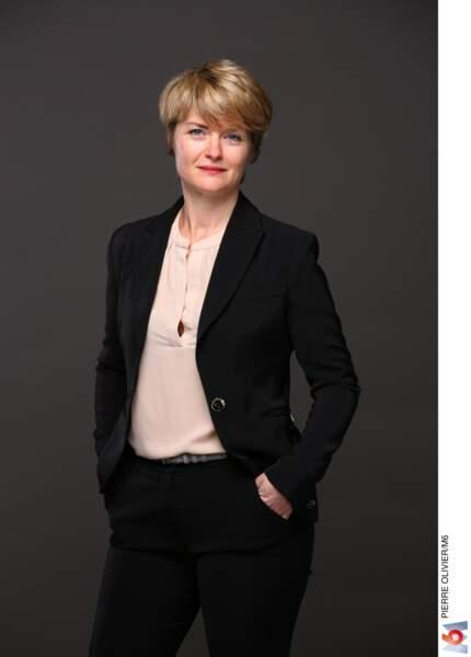 Céline, 39 ans : créative et efficace, cette directrice de projets vise toujours l'excellence