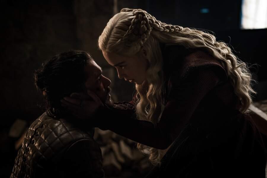 Daenerys aurait voulu ne jamais savoir la vérité sur les origines de Jon