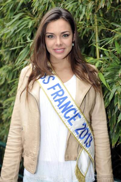 Miss France 2013, Marine Lorphelin...