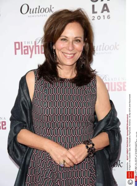 Jane Kaczmarek est apparue dans The Big Bang Theory en 2015. Sinon, rien à signaler.