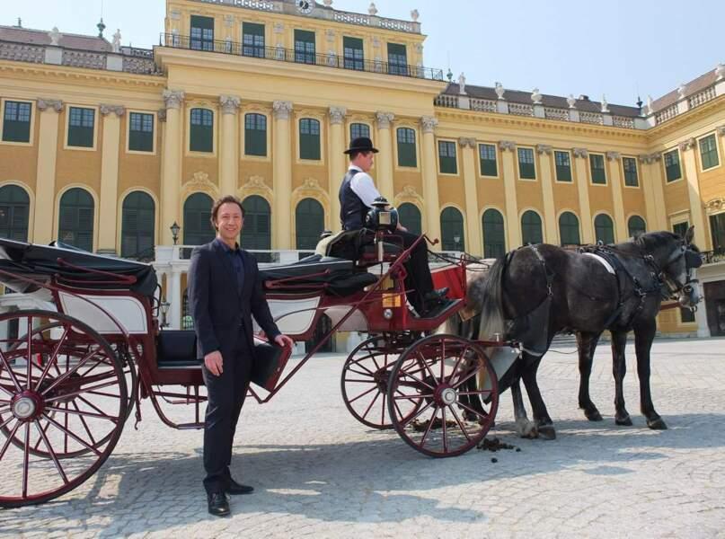 En Autriche, pour parler de l'histoire de Mozart