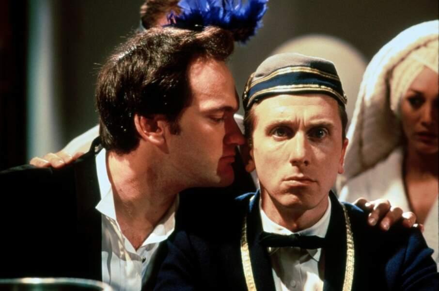 Aux côtés de Tarantino, on retrouve Allison Anders, Alexandre Rockwell et Robert Rodriguez.