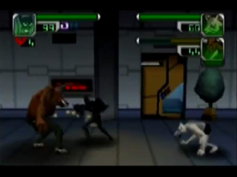 2001 - Batman of the Future : Return of the Joker (PlayStation et Nintendo 64)