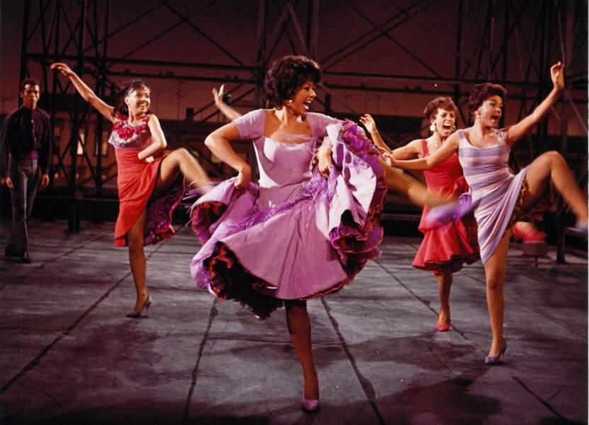 Inoubliable West Side Story, film de 1961, adapté de la comédie musicale du même nom