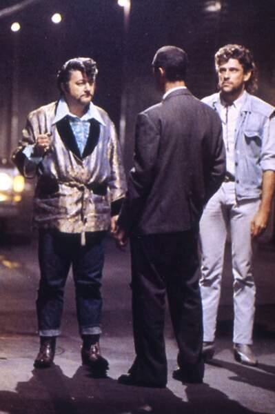 """Casting royal pour """"Sac de noeuds"""", la première réalisation de Josiane Balasko en 1985"""