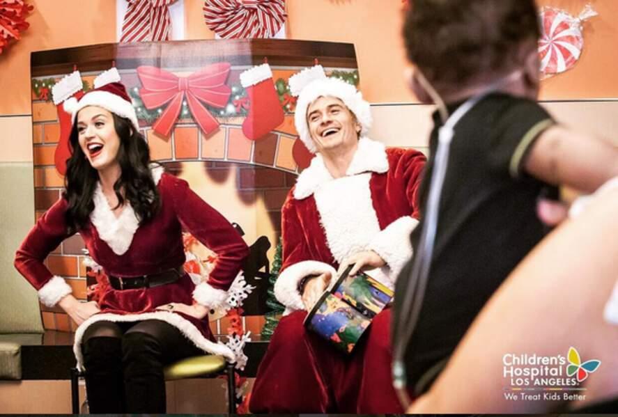 Notre couple préféré : Katy Perry et Orlando Bloom