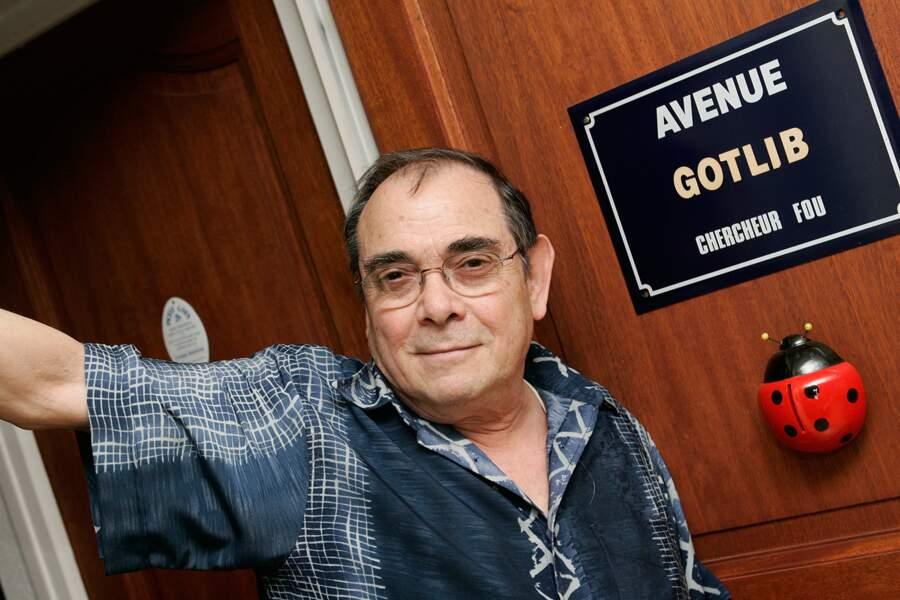 L'auteur de bandes dessinées Gotlib est décédé le 4 décembre 2016. Il avait 82 ans
