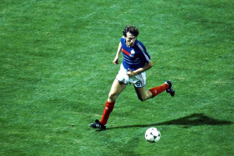 La finale France-Espagne a dû avoir un goût particulier pour le fougueux bi-national Luis Fernandez