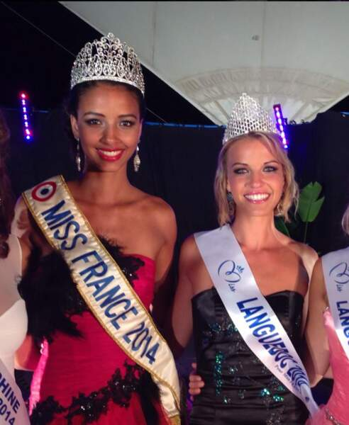 Miss Languedoc 2014, Marie Fabre