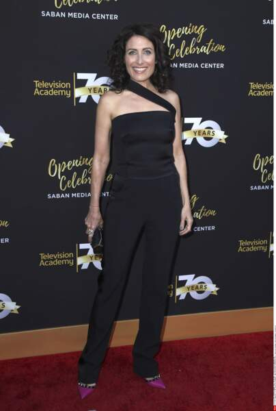 Lisa Edelstein a joué dans la série Girlfriend's Guide to Divorce