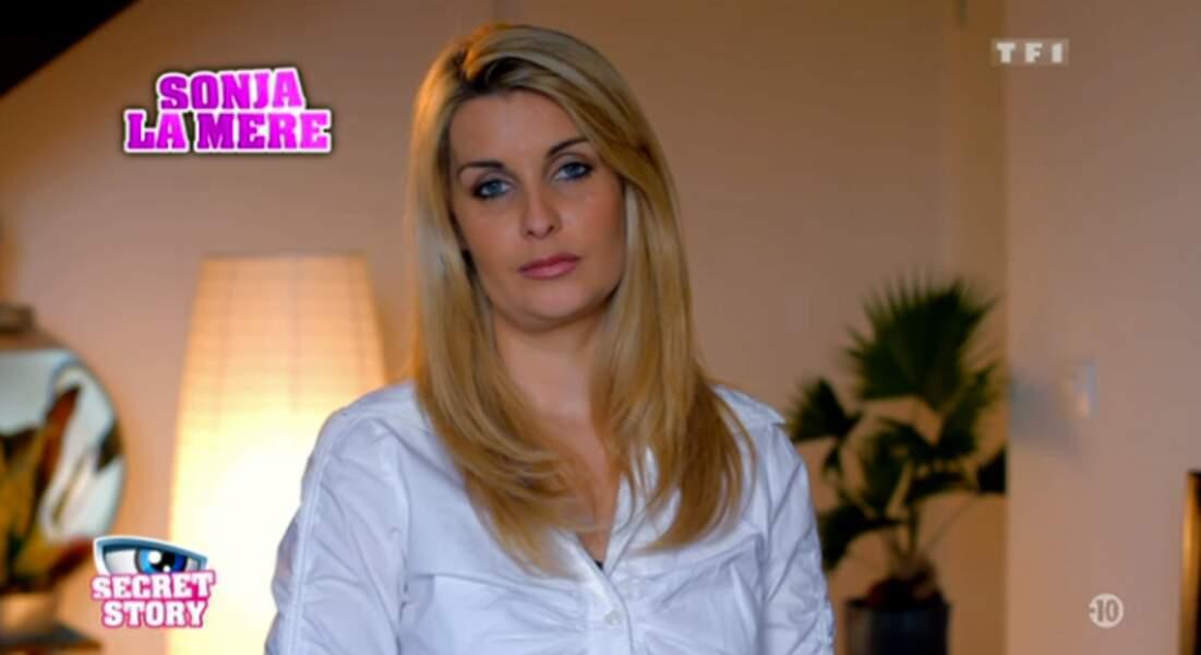 """Sonja : """"Je me considère comme une adolescente. J'ai même pas 20 ans dans ma tête."""" Non mais allo !"""