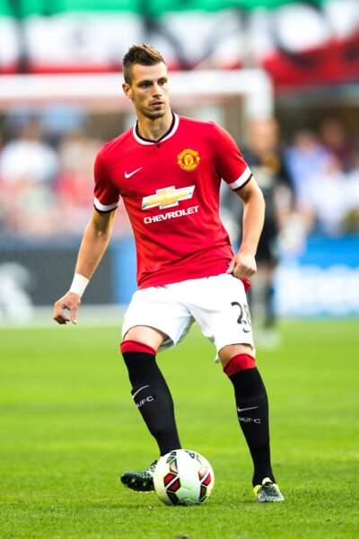 Après 7 ans à Southampton, l'international Morgan Schneiderlin change de monde en rejoignant Manchester United