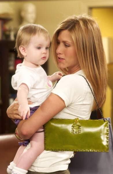 Côté enfant, Emma était quant à elle la fille de Rachel et Ross