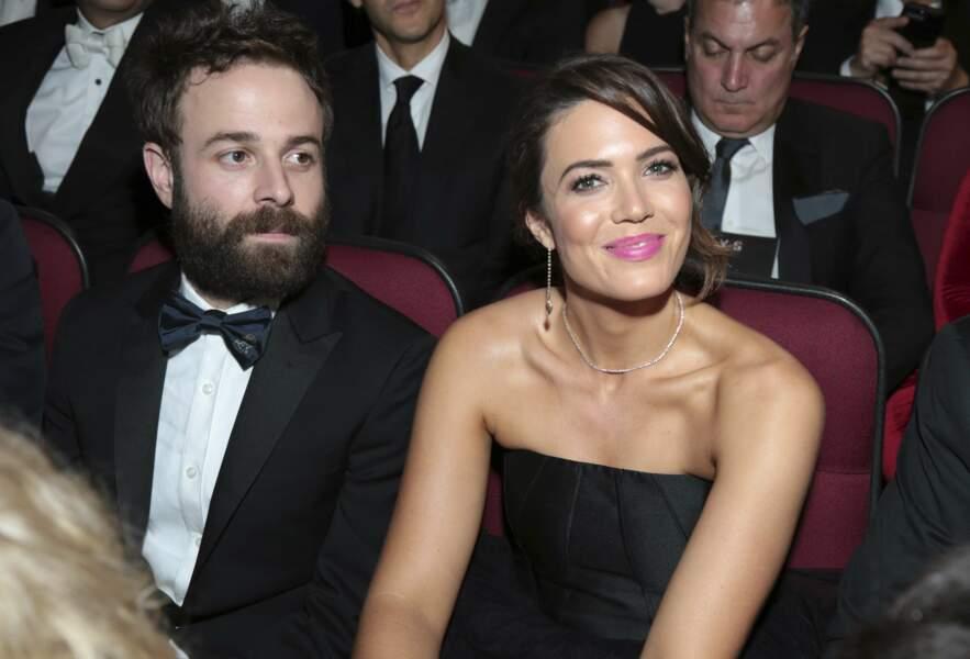 """Mandy Moore, star de la série """"This is us"""", se marie le 18 novembre avec Taylor Goldsmith"""
