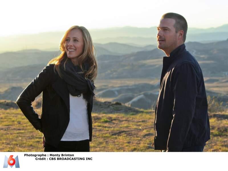Elle joue dans les deux saisons de Revolution puis décroche le rôle de l'agent Summerskill dans NCIS Los Angeles