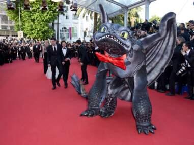 Cannes, jour 2 : Un dragon enflamme les marches du Festival !