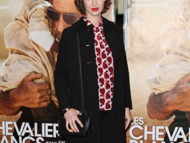 Radieuse, Louise Bourgoin affiche sa grossesse sur tapis rouge !