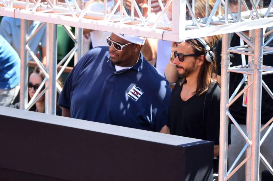 Big Ali et Bob Sinclar aux platines : ambiance assurée !
