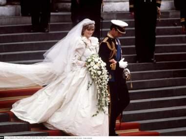 Kate Middleton, Diana, Katie Holmes... Les plus belles robes de mariée de stars !
