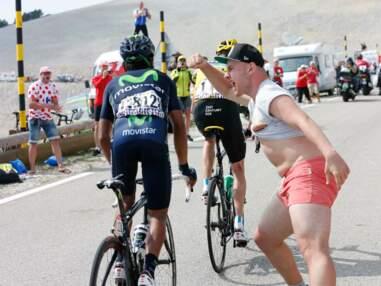 Tour de France : photos insolites, spectateurs fous, voici le bétisier de l'épreuve