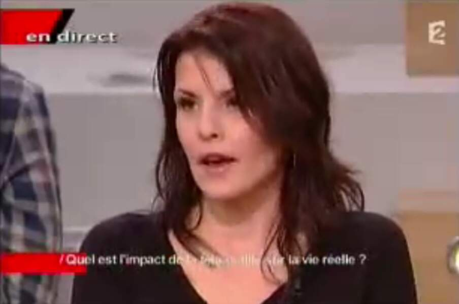 Nathalie Breckmans (Saison 2) a affiché sa bisexualité