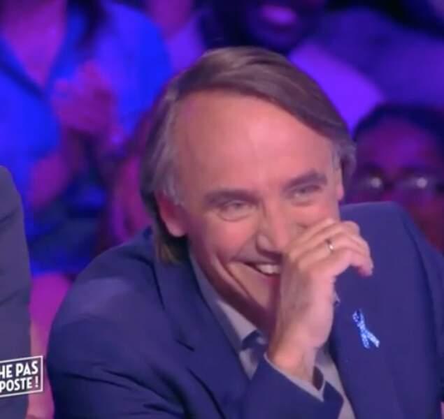 François Viot a participé au talk-show d'avril 2010 à octobre 2016