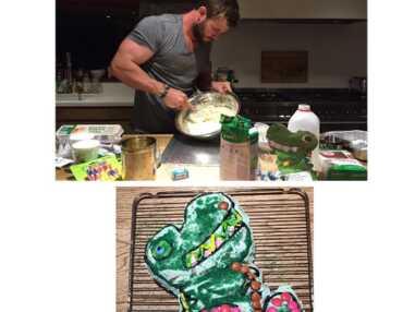 Jurassic Park en cuisine : miam, les bons gâteaux dino !