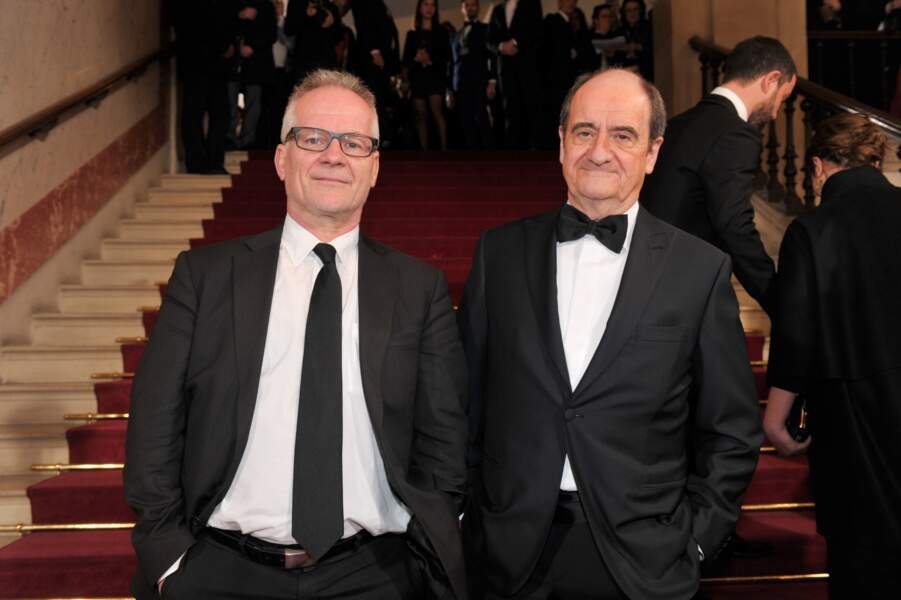 Comme un vent venu de la Croisette en la présence de Thierry Frémaux et Pierre Lescure