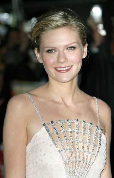 Coucou, Kirsten Dunst ! Ici, en 2004 (22 ans)