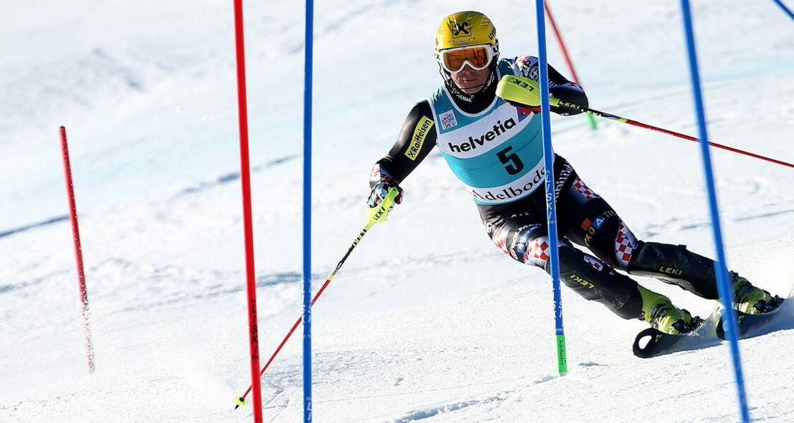 Ivica Kostelic, le polyvalent croate