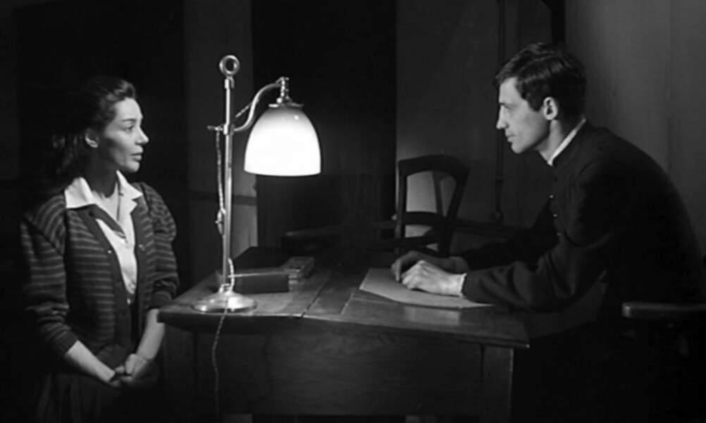 Léon Morin prêtre (1961) avec Emmanuelle Riva